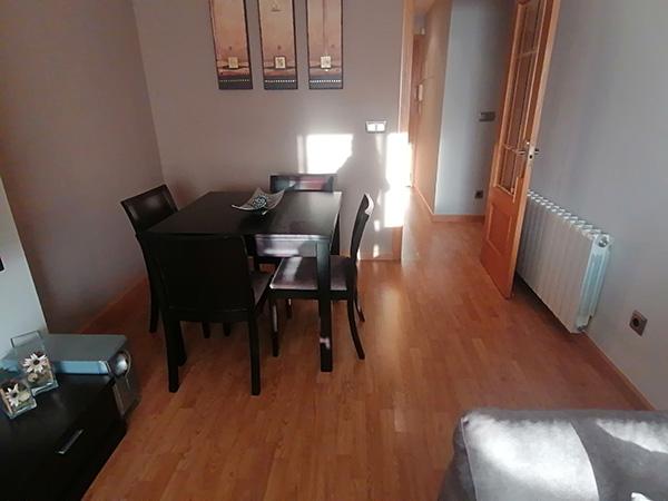 Se vende piso semi nuevo con buenas vistas en Batoi. - Salon-comedor 1