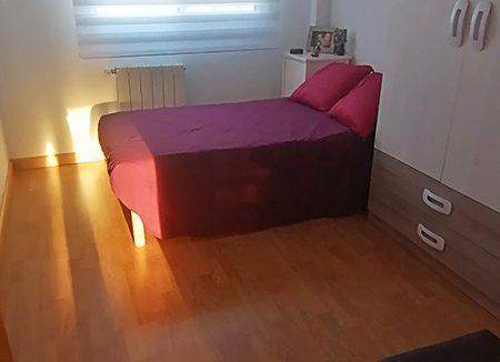 Se vende piso semi nuevo con buenas vistas en Batoi. - Habitacion 4