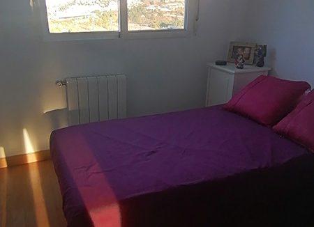 Se vende piso semi nuevo con buenas vistas en Batoi. - Habitacion 3