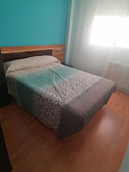 Se vende piso semi nuevo con buenas vistas en Batoi. - Habitacion 2