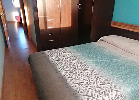 Se vende piso semi nuevo con buenas vistas en Batoi. - Habitacion 1