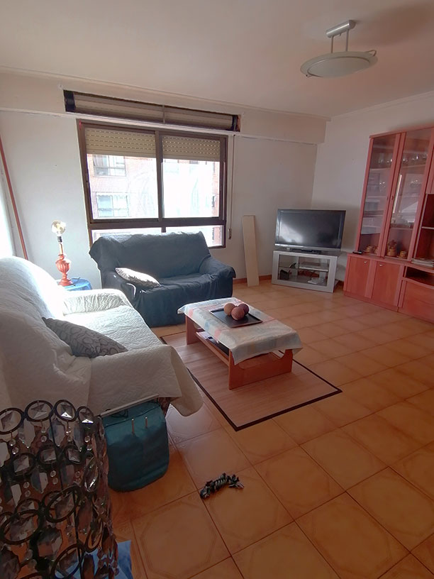 Se vende gran piso en Santa Rosa.