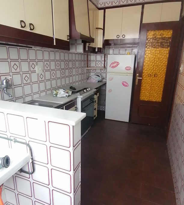 Piso amplio en el barrio Santa Rosa en venta - Cocina 1