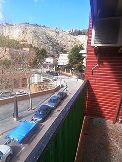 A la venta piso en  Santa Rosa con buenas vistas. - Balcon 1