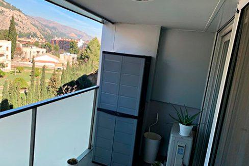 Se vende piso con buenas vistas y piscina en Santa Rosa. - Galería 1