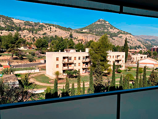 Se vende piso con buenas vistas y piscina en Santa Rosa. - Vistas 2