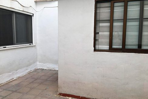 Gran piso espaciosos en Santa Rosa. - Terraza 4