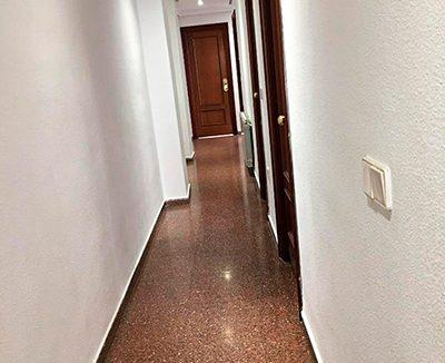 Gran piso espaciosos en Santa Rosa. - Pasillo 1
