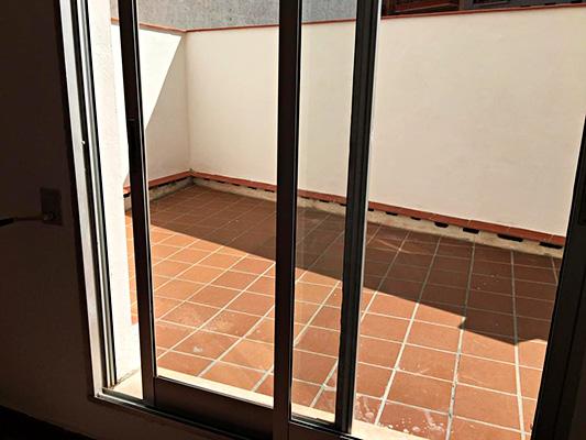 Gran piso espaciosos en Santa Rosa. - Terraza 3