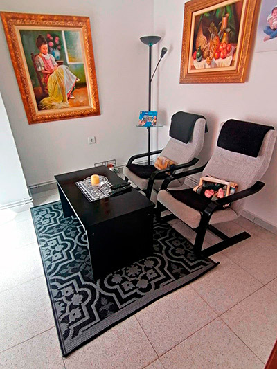 Se vende piso con terraza en Santa Rosa. - Salon 6