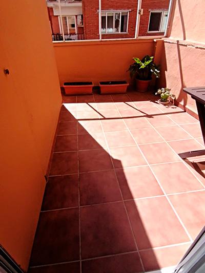 Se vende piso con terraza en Santa Rosa. - Terraza 5