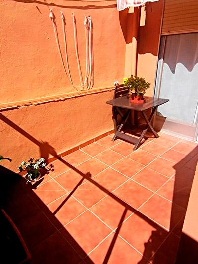 Se vende piso con terraza en Santa Rosa. - Terraza 4