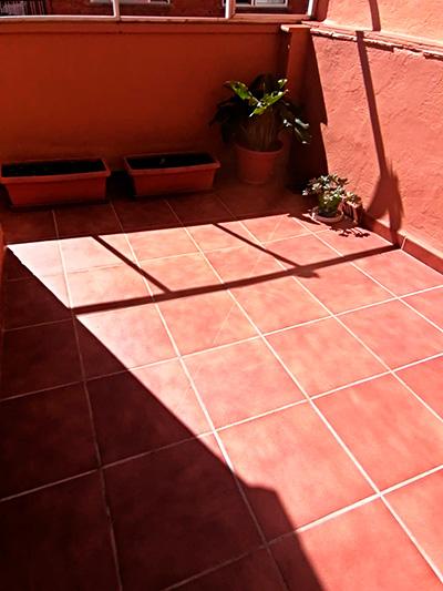 Se vende piso con terraza en Santa Rosa. - Terraza 3