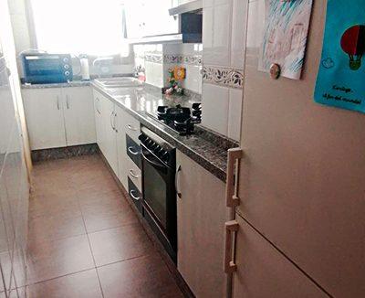 Se vende piso con terraza en Santa Rosa. - Cocina 3