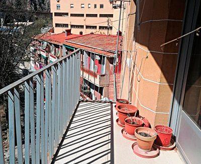 Se vende piso a buen precio en Santa Rosa. - Balcon 3