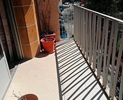 Se vende piso a buen precio en Santa Rosa. - Balcon 2