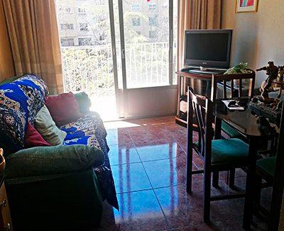 Se vende piso a buen precio en Santa Rosa. - Salon 4