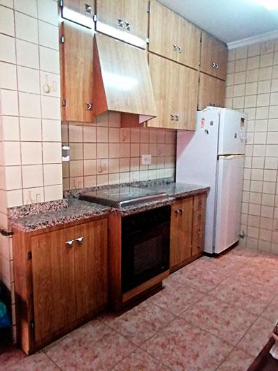 Se vende piso a buen precio en Santa Rosa. - Cocina 4
