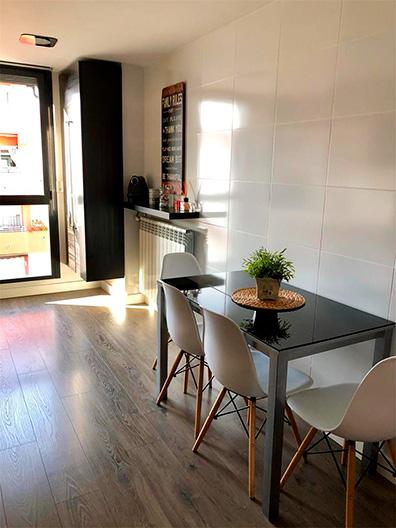 Gran piso moderno a la venta en Santa Rosa. - Cocina 3