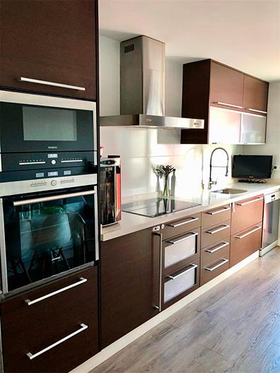 Gran piso moderno a la venta en Santa Rosa. - Cocina 2