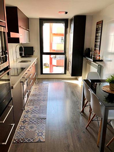 Gran piso moderno a la venta en Santa Rosa. - Cocina 1