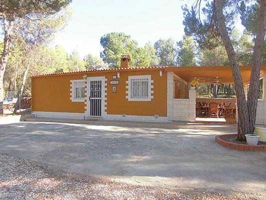Se vende construcción de campo dividida en 2 viviendas.  - Exterior 8
