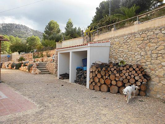 Bonita casa de campo con sauna a la venta. - Exterior 6