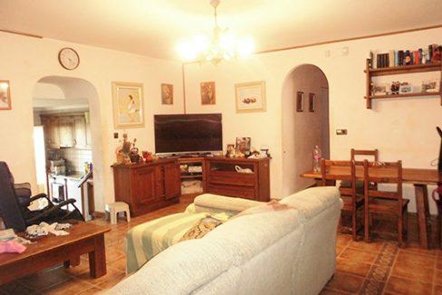 Bonita casa de campo con sauna a la venta. - Salon-comedor 2
