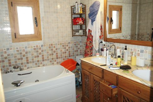 Bonita casa de campo con sauna a la venta. - Baño 3