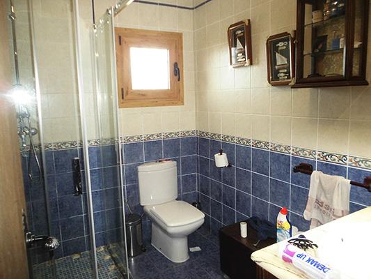 Bonita casa de campo con sauna a la venta. - Baño 2