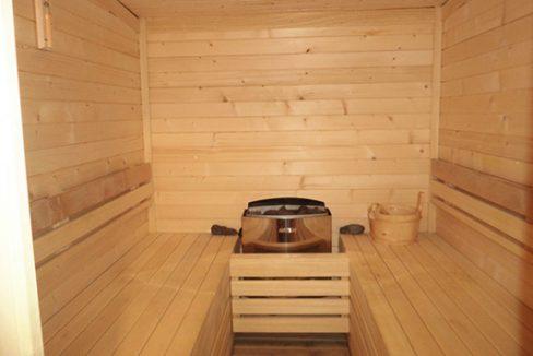 Bonita casa de campo con sauna a la venta. - Sauna 1