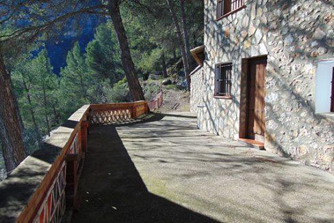 Casa de campo con hermosas vistas. - Fachada 15