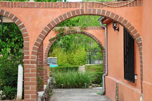 Magnífica casa de campo a la venta. - jardin 11
