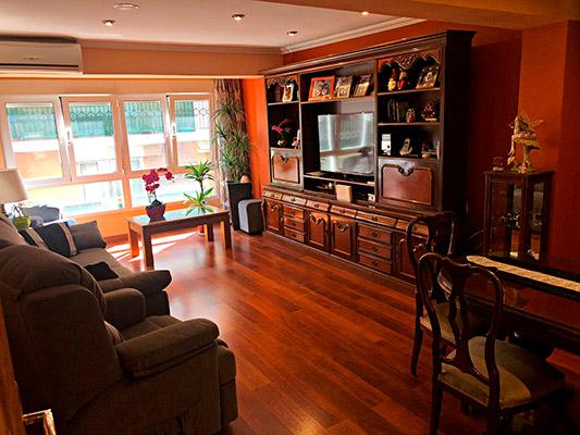 Gran piso espacioso a la venta en Santa Rosa. - Salon-comedor 2
