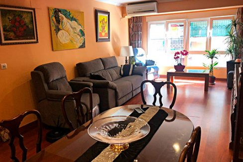 Gran piso espacioso a la venta en Santa Rosa. - Salon-comedor 1