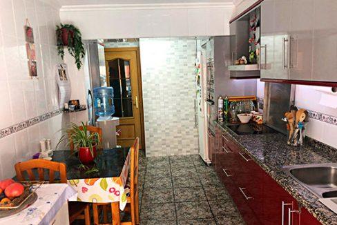Gran piso espacioso a la venta en Santa Rosa. - Cocina 1