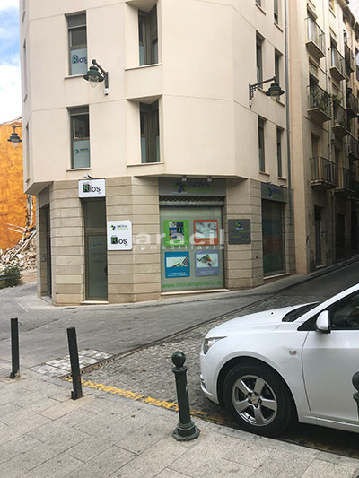 Se vende oficina en la zona centro de Alcoy. - Exterior