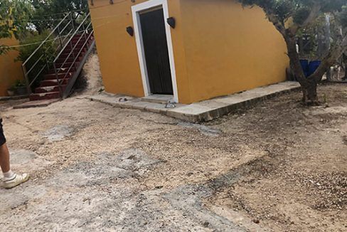 Se vende casa de campo con gran extensión de terreno  - Caseta 1
