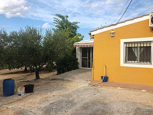 Se vende casa de campo con gran extensión de terreno  - Exterior 8