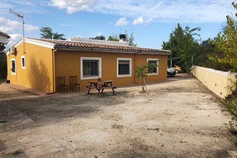 Se vende casa de campo con gran extensión de terreno  - Exterior 7