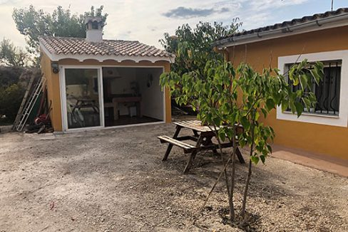 Se vende casa de campo con gran extensión de terreno  - Exterior 6