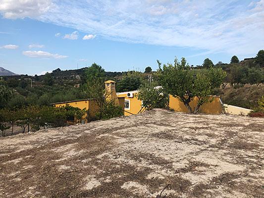 Se vende casa de campo con gran extensión de terreno  - Exterior 5