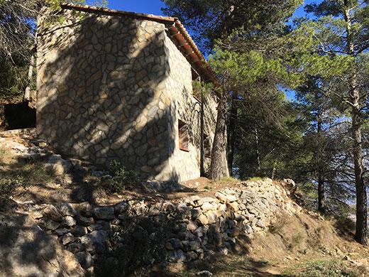 Casa de campo con hermosas vistas. - Fachada 5