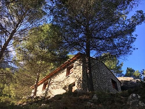 Casa de campo con hermosas vistas. - Fachada 4
