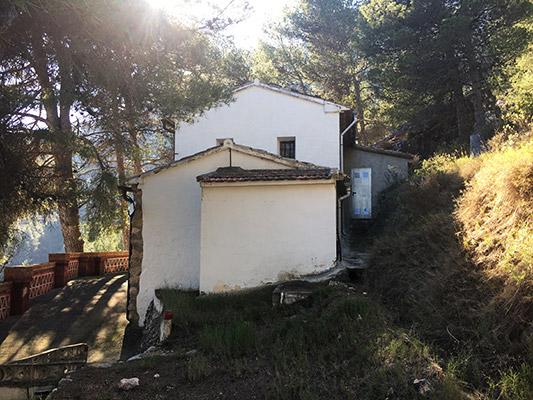 Casa de campo con hermosas vistas. - Fachada 2