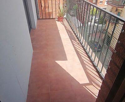 Se vende piso en Santa Rosa a buen precio. - Balcón 1