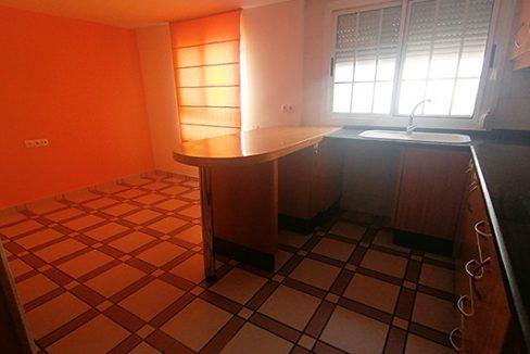 Se vende piso en Santa Rosa a buen precio. - COcina 1