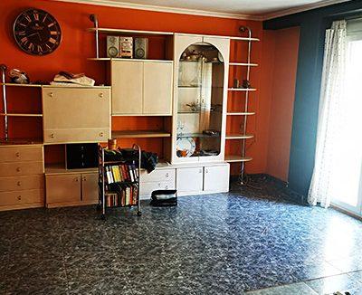 Se vende piso amplio y reformado en Santa Rosa.  - Salon 4