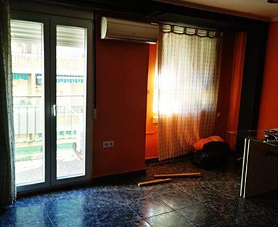 Se vende piso amplio y reformado en Santa Rosa.  - Salon 3