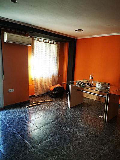 Se vende piso amplio y reformado en Santa Rosa.  - Salon 2